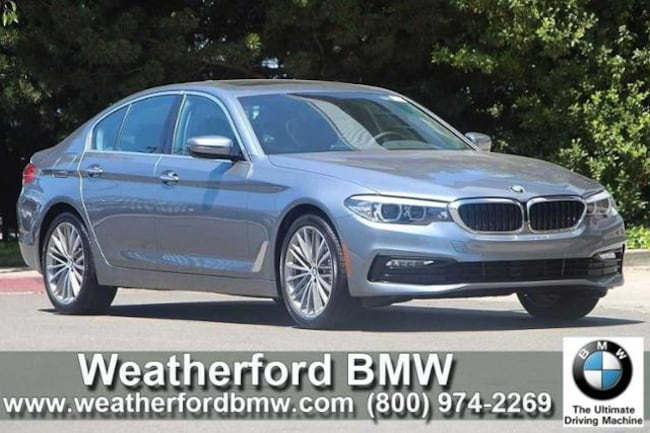 New 2018 BMW 5 Series 530i Sedan Sedan in Berkeley