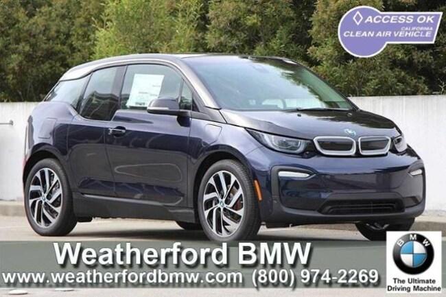 New 2019 BMW i3 120 Ah w/Range Extender Sedan in Berkeley