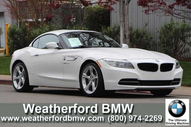 2016 BMW Z4 2dr Roadster Sdrive28i Roadster