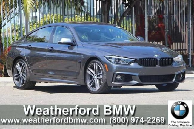 New 2019 BMW 4 Series 440i Gran Coupe Gran Coupe in Berkeley