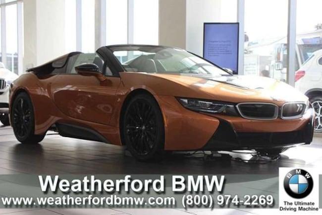 New 2019 BMW i8 Roadster Convertible in Berkeley