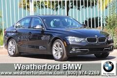 2018 BMW 3 Series 330i Sedan Sedan