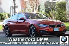 2019 BMW 4 Series 430i Gran Coupe Gran Coupe