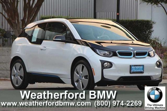 2016 BMW i3 4dr HB Hatchback