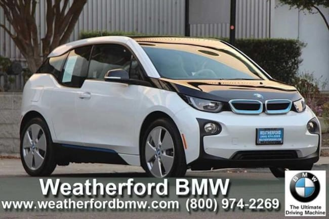 Certified Pre Owned 2016 Bmw I3 For Sale Berkeley Ca Vin