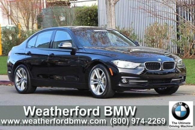Used 2016 BMW 3 Series 4dr Sdn 328d RWD Sedan in Berkeley