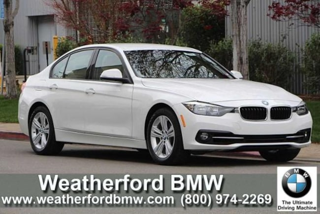 Used 2016 BMW 3 Series 4dr Sdn 328i RWD Sulev Sedan in Berkeley