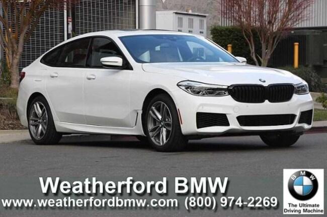 2019 BMW 6 Series 640i xDrive Gran Turismo Gran Turismo