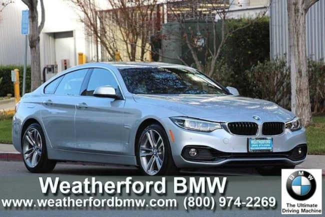 2019 BMW 4 Series 430i Gran Coupe Gran Coupe