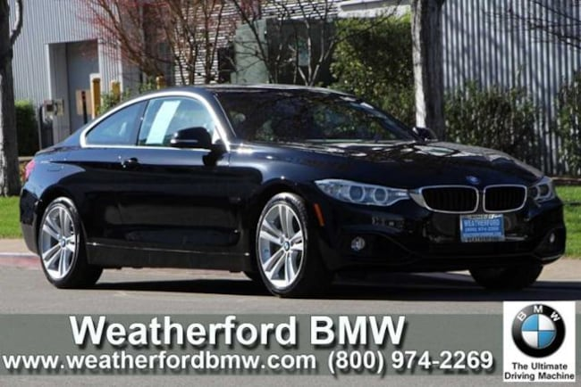 Used 2016 BMW 4 Series 2dr Cpe 435i RWD Coupe in Berkeley
