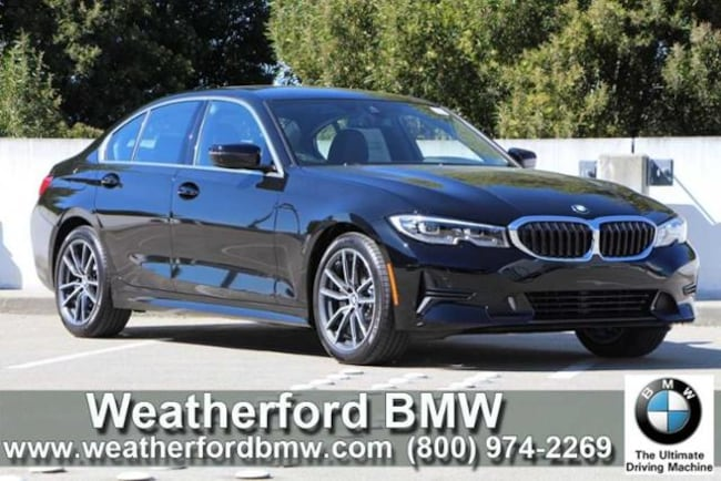 New 2019 BMW 3 Series 330i Sedan Sedan in Berkeley