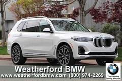2019 BMW X7 Xdrive50i Sports Activity Vehicle SUV