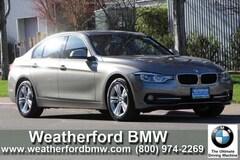 2016 BMW 3 Series 4dr Sdn 328d RWD Sedan