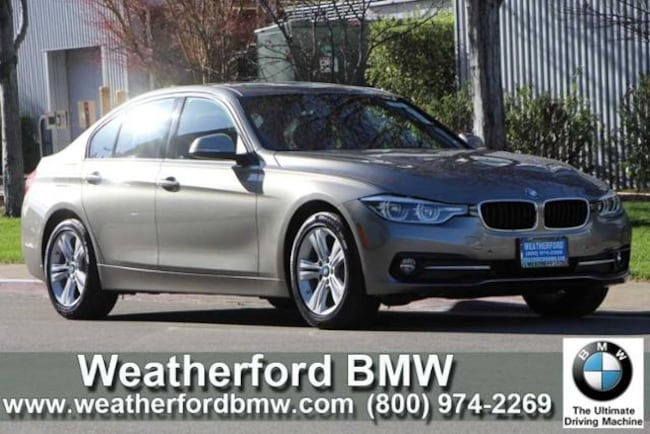Used 2016 BMW 3 Series 4dr Sdn 328d RWD Sedan in Berkeley