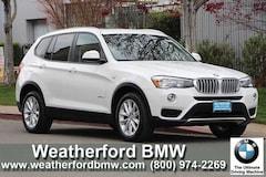 2016 BMW X3 AWD 4dr Xdrive28i SAV in [Company City]
