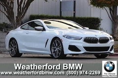 2019 BMW 8 Series M850i Xdrive Coupe Coupe