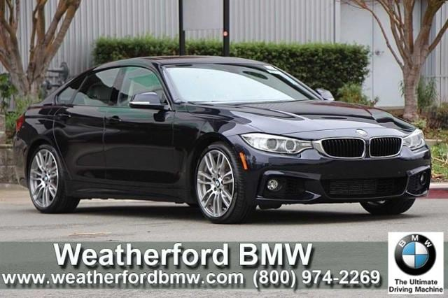2016 BMW 4 Series 4dr Sdn 428i RWD Gran Coupe Sulev Gran Coupe