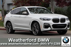 2019 BMW X4 M40i Sports Activity Coupe Sports Activity Coupe
