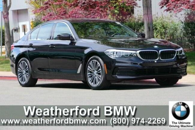 2019 BMW 5 Series 530i Sedan Sedan