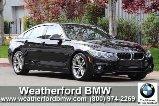 Used 2016 BMW 4 Series 4dr Sdn 428i RWD Gran Coupe Sulev Gran Coupe in Berkeley