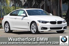 2019 BMW 4 Series 430i Coupe Coupe