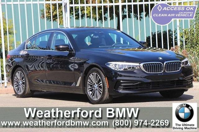 2019 BMW 5 Series 530e Iperformance Plug-In Hybrid Sedan