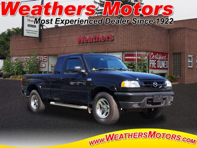 2005 Mazda B4000 SE Truck Extended Cab