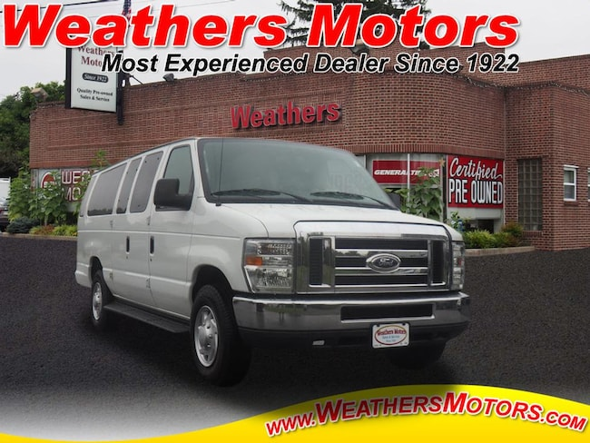 2014 Ford E-350 Super Duty Wagon Extended Wagon