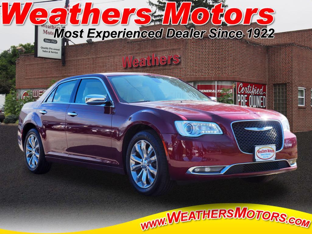 d86b5e69e0 2018 Chrysler 300 Limited Sedan