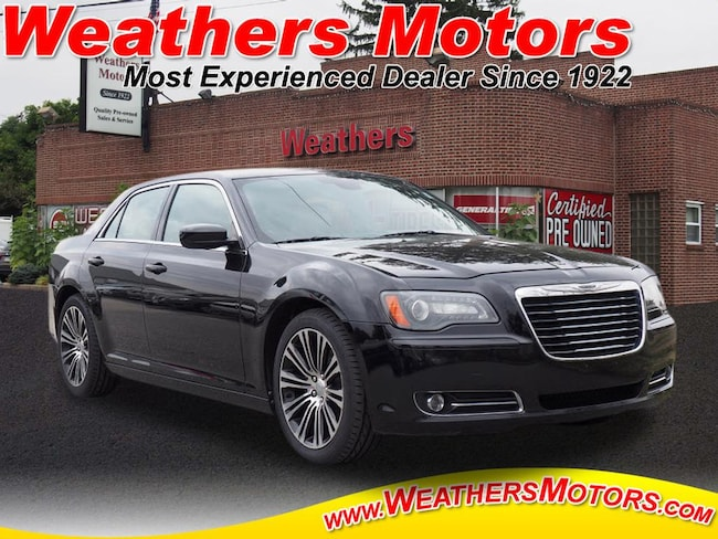 2012 Chrysler 300 S V8 Sedan