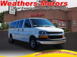 2018 Chevrolet Express 3500 LT