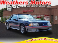 1988 Ford Mustang GT GT  Convertible