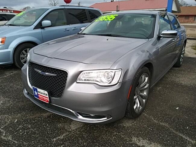 Used 2017 Chrysler 300 Sedan Jasper, TX