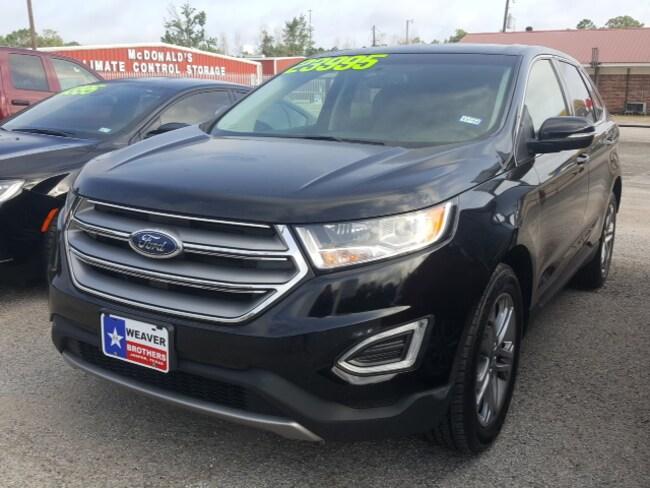 Used 2016 Ford Edge Titanium Titanium WAGON Jasper, TX
