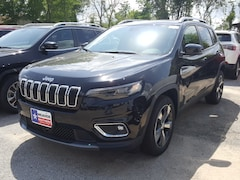New 2019 Jeep Cherokee LIMITED FWD Sport Utility in Jasper, TX