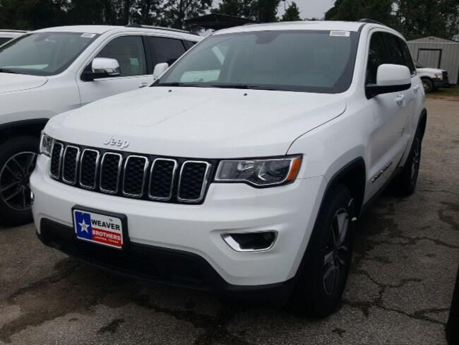 New 2019 Jeep Grand Cherokee LAREDO E 4X2 Sport Utility Jasper, TX