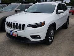 New 2019 Jeep Cherokee LATITUDE PLUS FWD Sport Utility in Jasper, TX