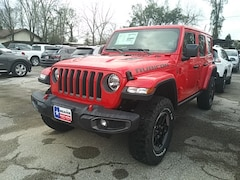 New 2018 Jeep Wrangler UNLIMITED RUBICON 4X4 Sport Utility in Jasper, TX