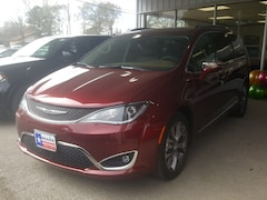 New 2019 Chrysler Pacifica LIMITED Passenger Van in Jasper, TX
