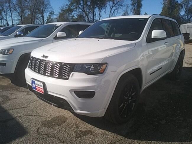 New 2019 Jeep Grand Cherokee ALTITUDE 4X2 Sport Utility Jasper, TX