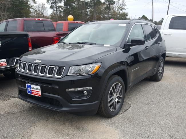 New 2019 Jeep Compass SUN & WHEEL FWD Sport Utility Jasper, TX
