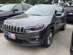 New 2019 Jeep Cherokee LATITUDE PLUS FWD Sport Utility in Jasper, TX