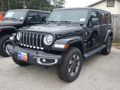 New 2018 Jeep Wrangler UNLIMITED SAHARA 4X4 Sport Utility in Jasper, TX