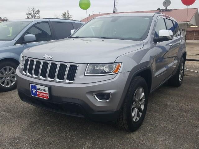 Used 2014 Jeep Grand Cherokee >> Used 2014 Jeep Grand Cherokee Jasper Tx Vin 1c4rjebg2ec173729