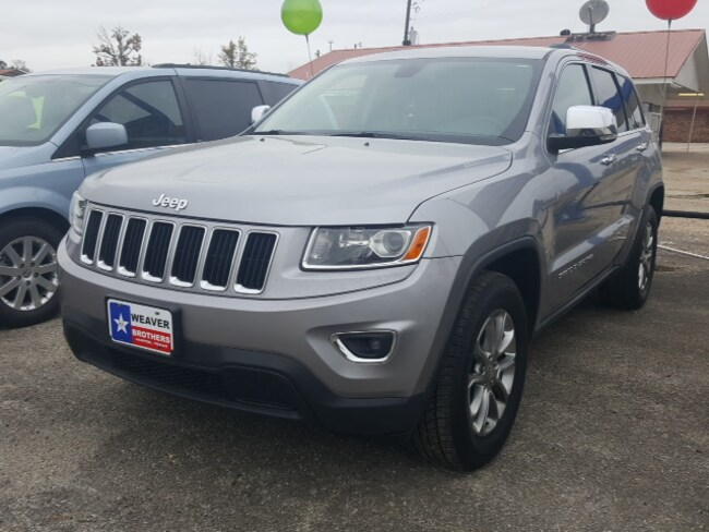 Used 2014 Jeep Grand Cherokee WAGON Jasper, TX