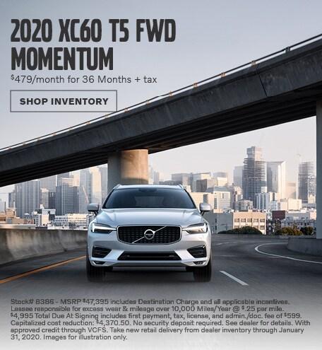 2020 XC60
