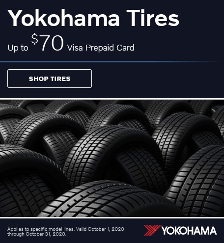 Yokohama Tire Discount