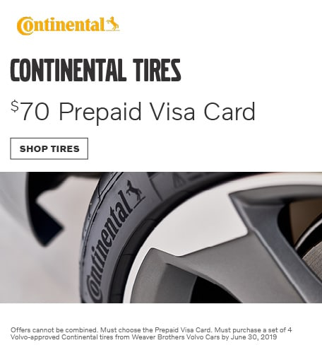 June   Continental Tire Special