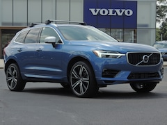 New 2019 Volvo XC60 Hybrid T8 R-Design SUV Raleigh NC