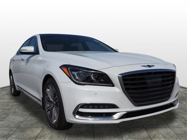 2019 Genesis G80 3.8L 3.8L AWD